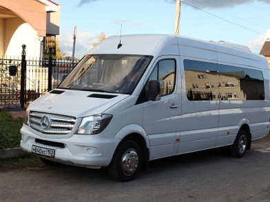 Mercedes Sprinter  20 new glavnaya